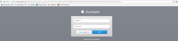 Enrolling in the Apple Developer Program – Ready Education Help Desk